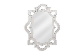 Mirror-Glass Glamour 36X48