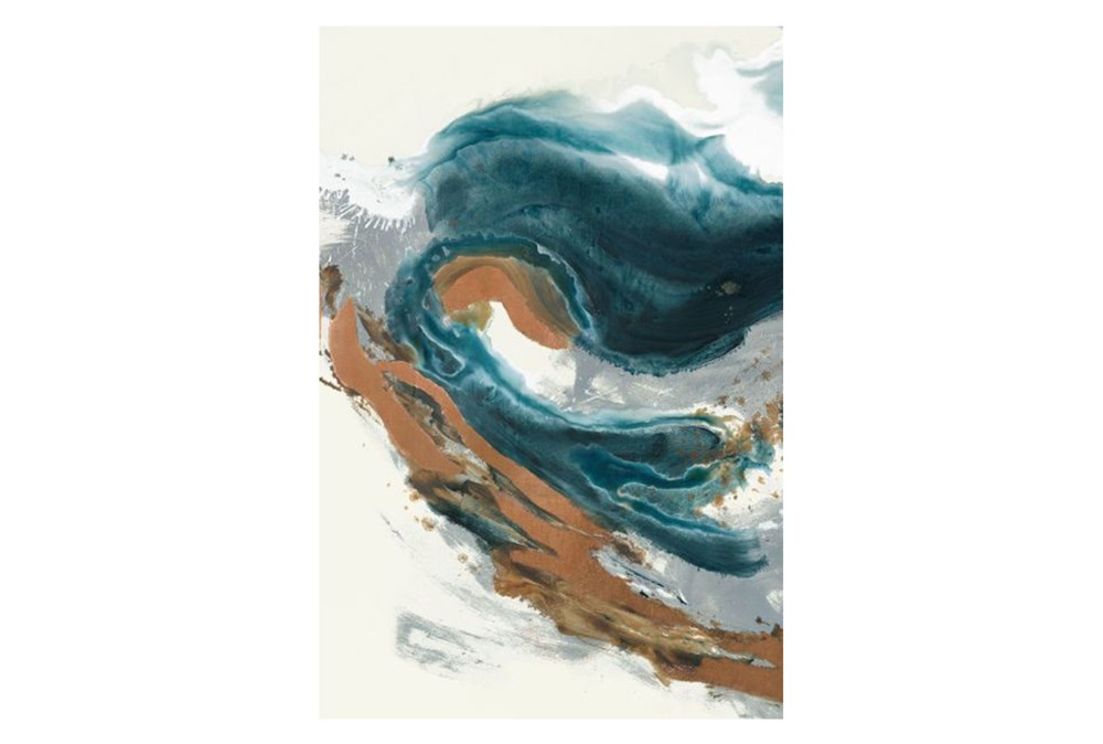 Picture-Copper Wave II