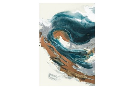 Picture-Copper Wave II