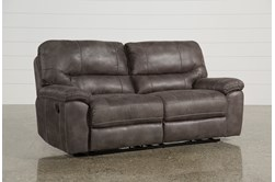 Neve Grey Reclining Sofa