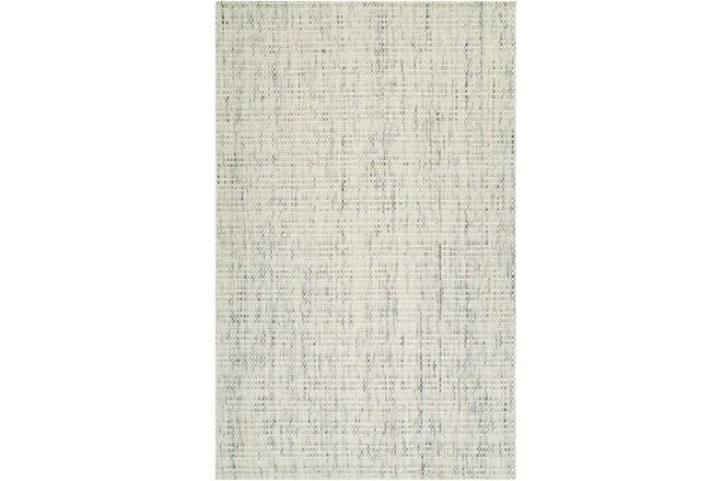 60X90 Rug-Wool Tweed Ivory - 360