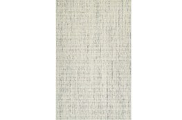 96X120 Rug-Wool Tweed Ivory