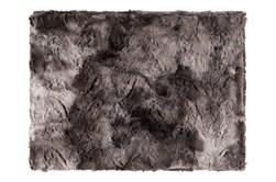 Accent Throw-Graphite Fur