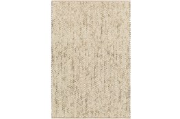 24X36 Rug-Cormac Woven Wool Olive/Cream