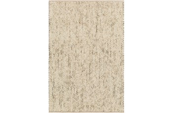 60X90 Rug-Cormac Woven Wool Olive/Cream