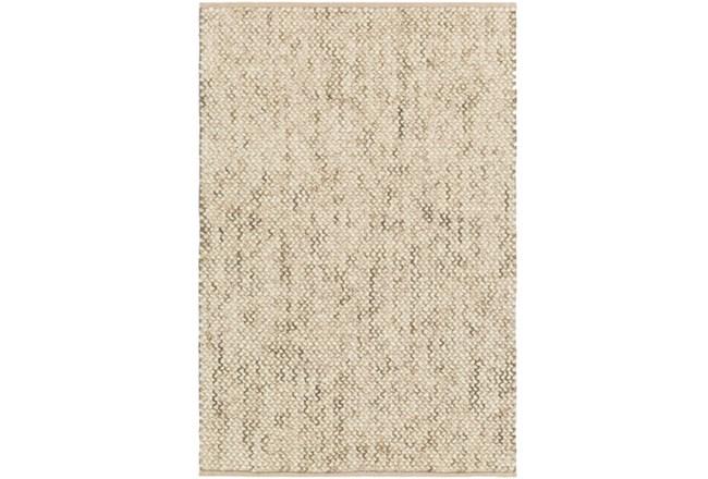 60X90 Rug-Cormac Woven Wool Olive/Cream - 360