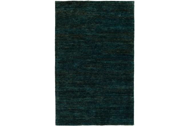 60X90 Rug-Neimon Hand Knotted Jute Dark Green - 360
