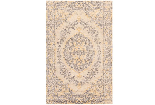 60X90 Rug-Ceire Light Blue/Yellow - 360