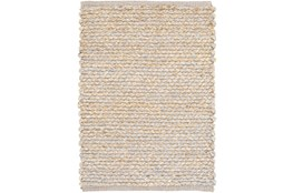 96X120 Rug-Woven Cotton And Seagrass Grey