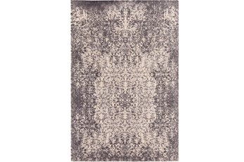 60X90 Rug-Nikita Antique Charcoal