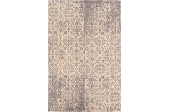 60X90 Rug-Nikita Antique Medium Grey
