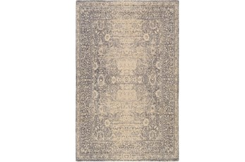 60X90 Rug-Nahla Cream/Blue/Grey