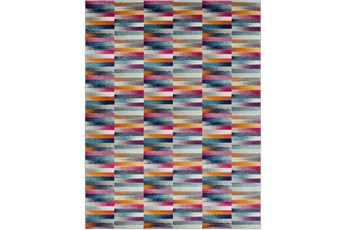 111X150 Rug-Ivete Color Block Multi
