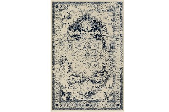 63X87 Rug-Khione Antique Indigo