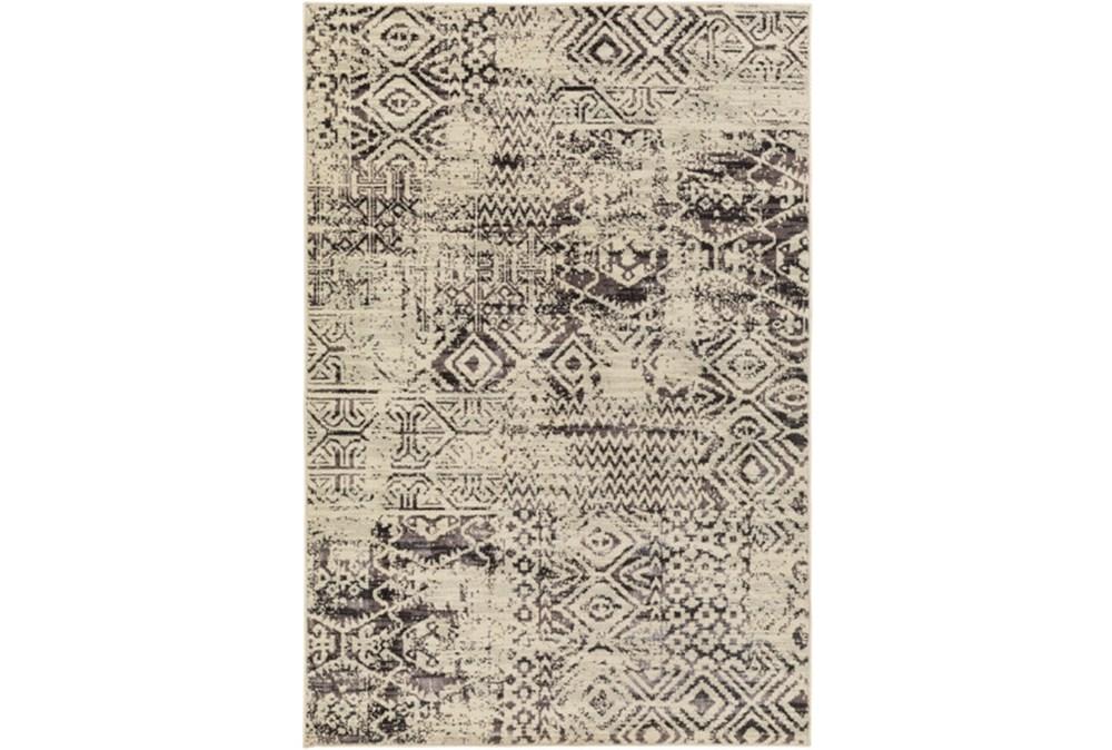 63X87 Rug-Khione Tribal Grey
