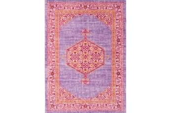 63X90 Rug-Mckenna Purple/Pink