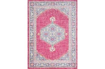 63X90 Rug-Mckenna Bright Pink
