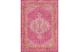 94X123 Rug-Mckenna Bright Pink/Orange