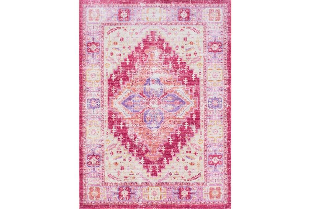 63X90 Rug-Odette Bright Pink