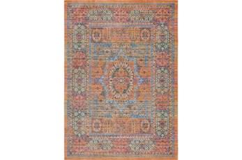 63X90 Rug-Gypsy Star Saffron/Blue