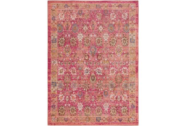 63X90 Rug-Gypsy Border Bright Pink - 360