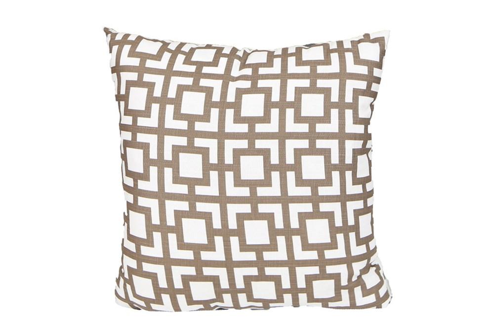 Accent Pillow-Sable Squares 18X18