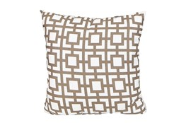Accent Pillow-Sable Squares 18X18