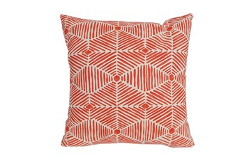 Accent Pillow-Tadaaki Coral 18X18