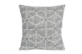 Accent Pillow-Tadaaki Grey 18X18