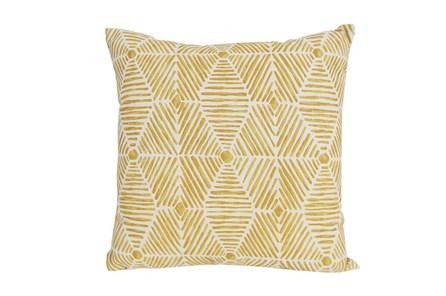 Accent Pillow-Tadaaki Mustard 18X18