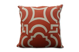 Accent Pillow-Viceroy Orange 18X18