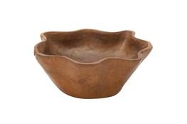 Teak Rustic Bowl