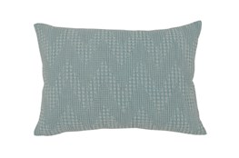 Accent Pillow-Basic Chevron Maze 14X20