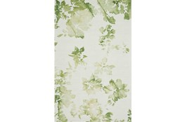 60X96 Rug-Green Tie Dye Greenery