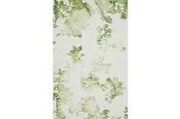 114X162 Rug-Green Tie Dye Greenery