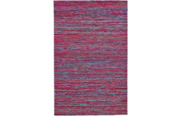 60X96 Rug-Cyril Fuschia