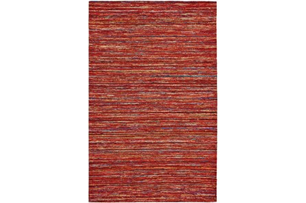 96X132 Rug-Cyril Red