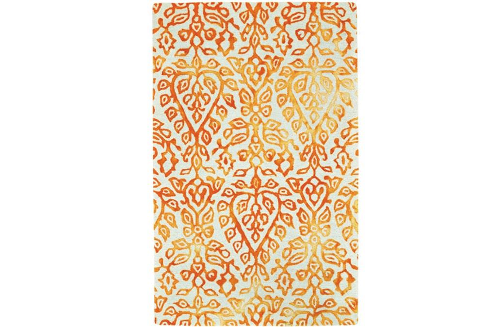 60X96 Rug-Mandarin Tie-Dye Acantha