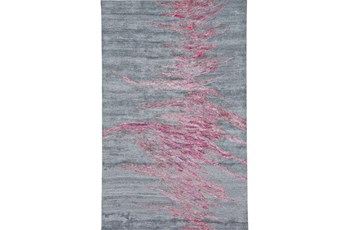 114X162 Rug-Reversible Red Static