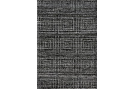 102X138 Rug-Harrison Charcoal