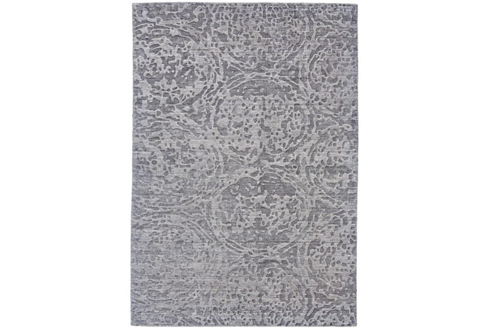 66X102 Rug-Charcoal Grey Watermark