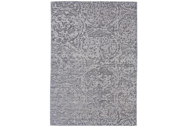 48X72 Rug-Charcoal Grey Watermark - 360