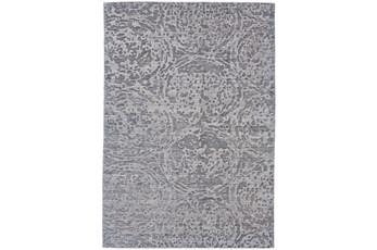 93X117 Rug-Charcoal Grey Watermark