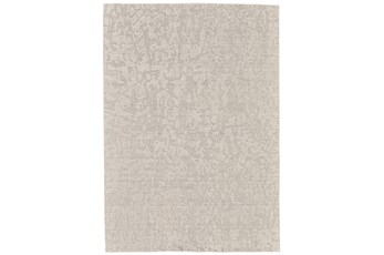 66X102 Rug-Ivory Crackle Watermark