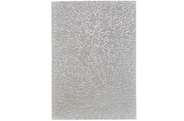 93X117 Rug-Cream Splatter Watermark