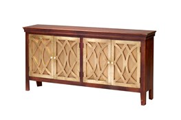 "Diamond Circle 40"" Sideboard"