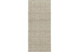 30X96 Rug-Oatmeal Stitching