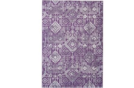 26X48 Rug-Violet Turkish Pattern