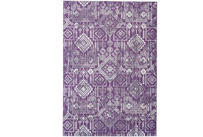 60X96 Rug-Violet Turkish Pattern - 360