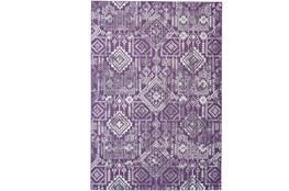 120X158 Rug-Violet Turkish Pattern
